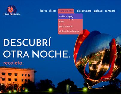 Recoleta, Buenos Aires - Nightlife Website