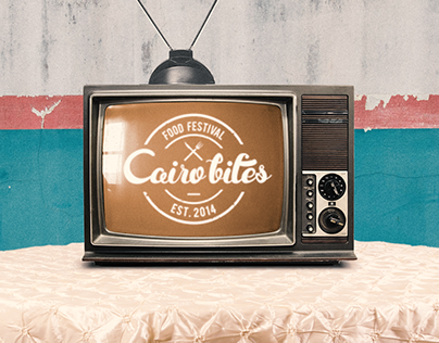 Cairo Bites - Social Media Designs 2016