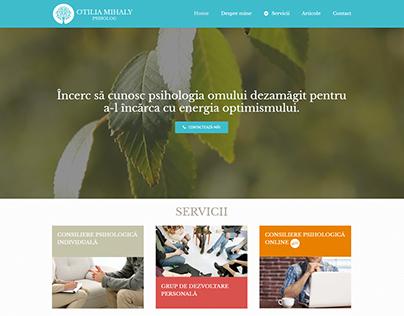 Otilia Mihaly website