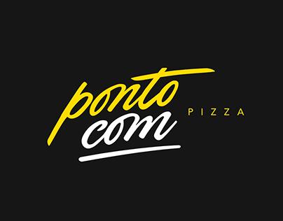 Branding • Pontocom Pizza