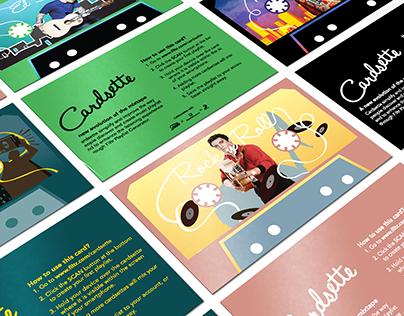 Cardsette