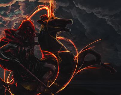 Fire Ghost