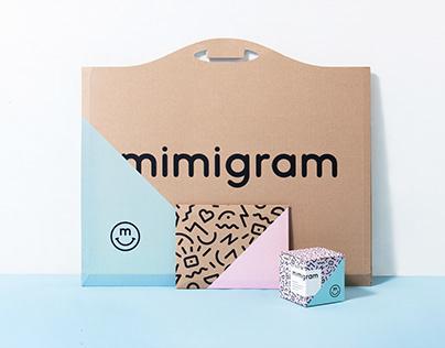 Mimigram identity