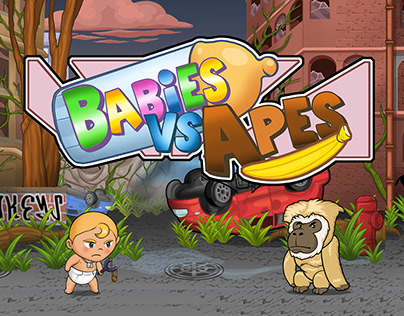 Baby vs Apes for Tpt Apps