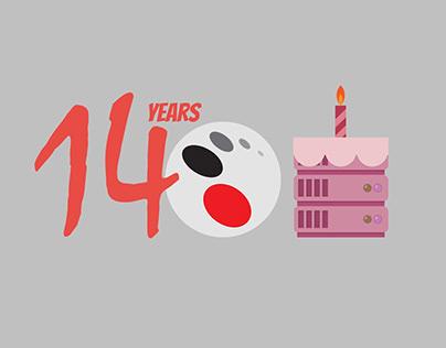 14 Years RSP Burthday Video