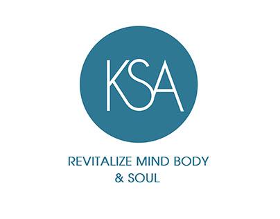 KSA Massage Clinic Branding