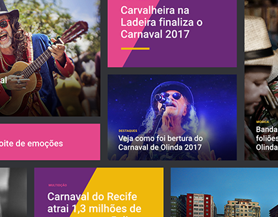 PE no Carnaval
