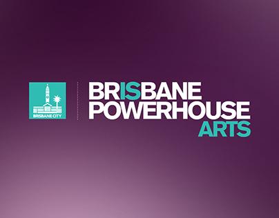 Brisbane Powerhouse website and digital suite