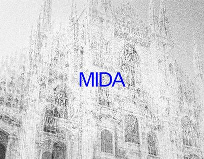 MIDA // Milano made for China