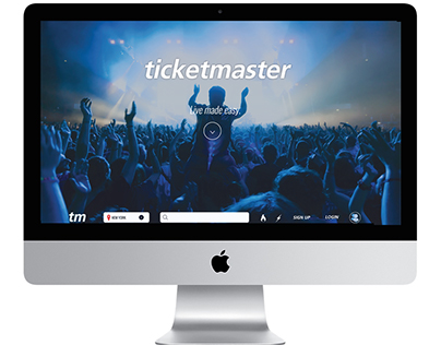 TicketMaster Revamp