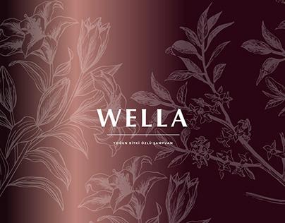 Wella Branding