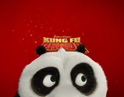 HP // Kungfu Panda School