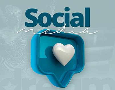Perecini Advogados| Social Media