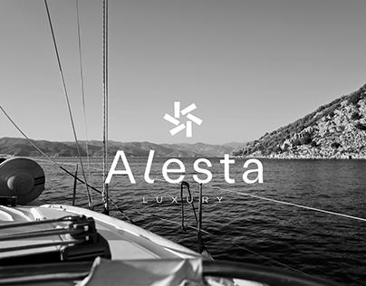 Alesta Luxury Brand Guide