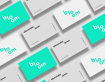 Bloom Toothpaste - Logo & Branding