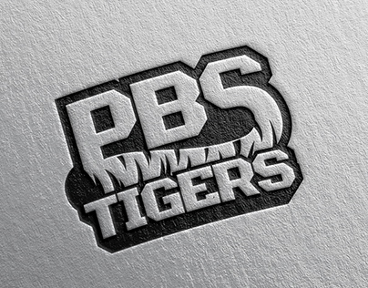 PBS Tigers Branding
