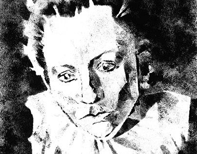 Virginia Woolf Orlando book design