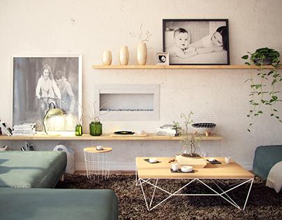 Apartment Renovation: Interior Design Project