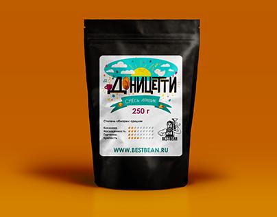 Donizetti Coffee from Bestbean.ru
