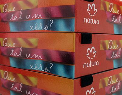 Live Marketing - Natura Que tal um xêro? 2017