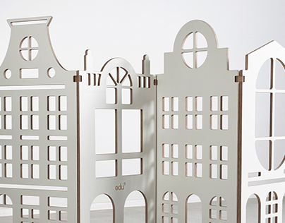Play Space Divider - City