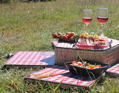 Pop-up picnic : food experience