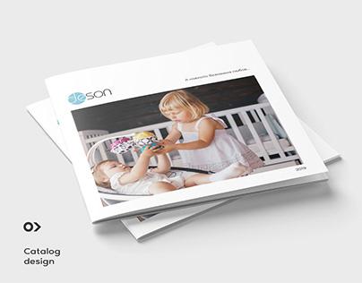 DeSon - Catalog Design