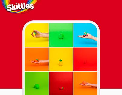 Skittles   Fresh&Fruit [WeAreSocial]
