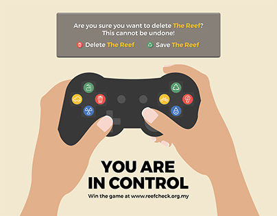 You Are In Control