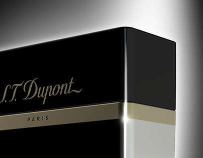 S.T.Dupont - Lighter, Promêtheùs