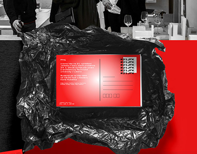 Visual identity for JFK #21 Ješted f Kleci