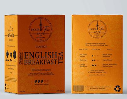 Packaging: Hour Tea