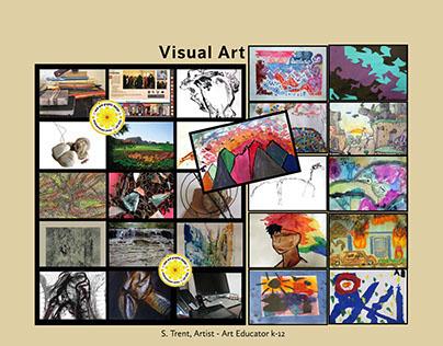 Art Educator. Fine Artist - Digital Artist