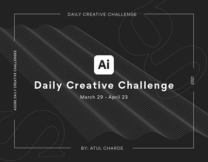 Ai Daily Creative Challenge | Creative Challenge