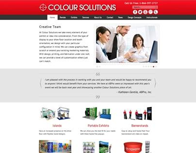 Colour Solutions Website