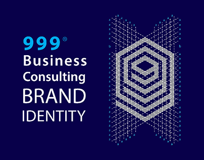 999 Business Consulting | Brand Identity