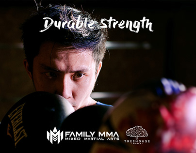 Not Just Strength by Family MMA