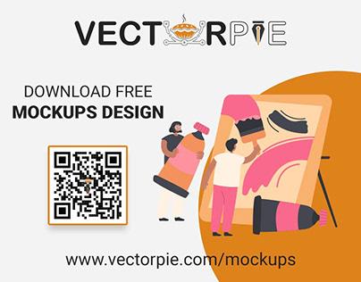 Download Free Mockup   Flyer Mockup   Mockups Template