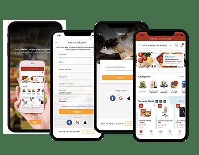 2020 | IOS - Transmart App