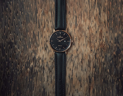 Product Photography for Chronox Watches