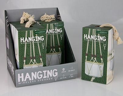 Hanging Wireless Speaker