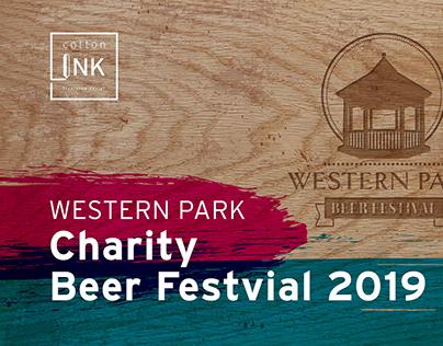 Western Park Charity Beer Festival   2019