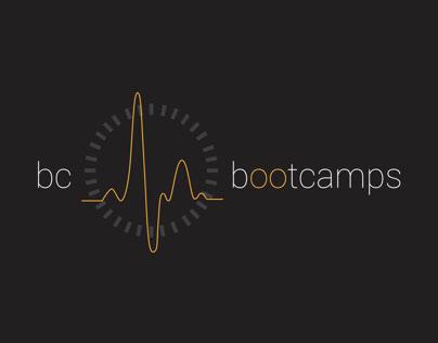 BC Bootcamps - Logo design