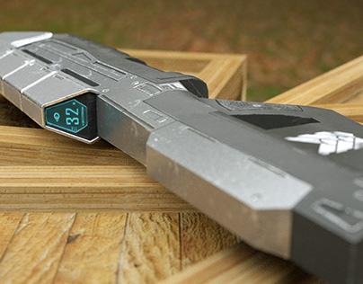 M5AC Assault Rifle