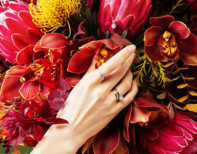 I Do   Jewelry & Flowers