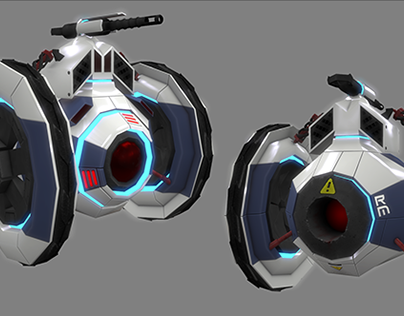 Roller Bot Textures