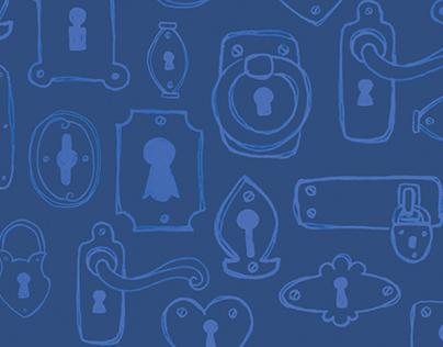 Atrás da Porta Azul – Artes e Ofícios Editora