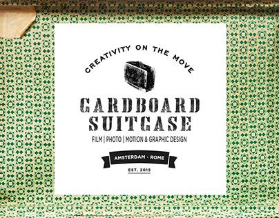 Cardboard Suitcase