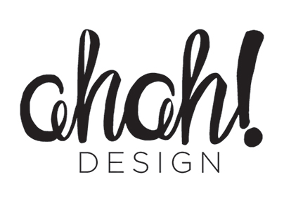 AHAH Design Logo Creation