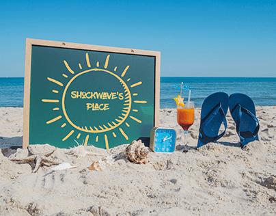 Shockwave's Place (Branding)